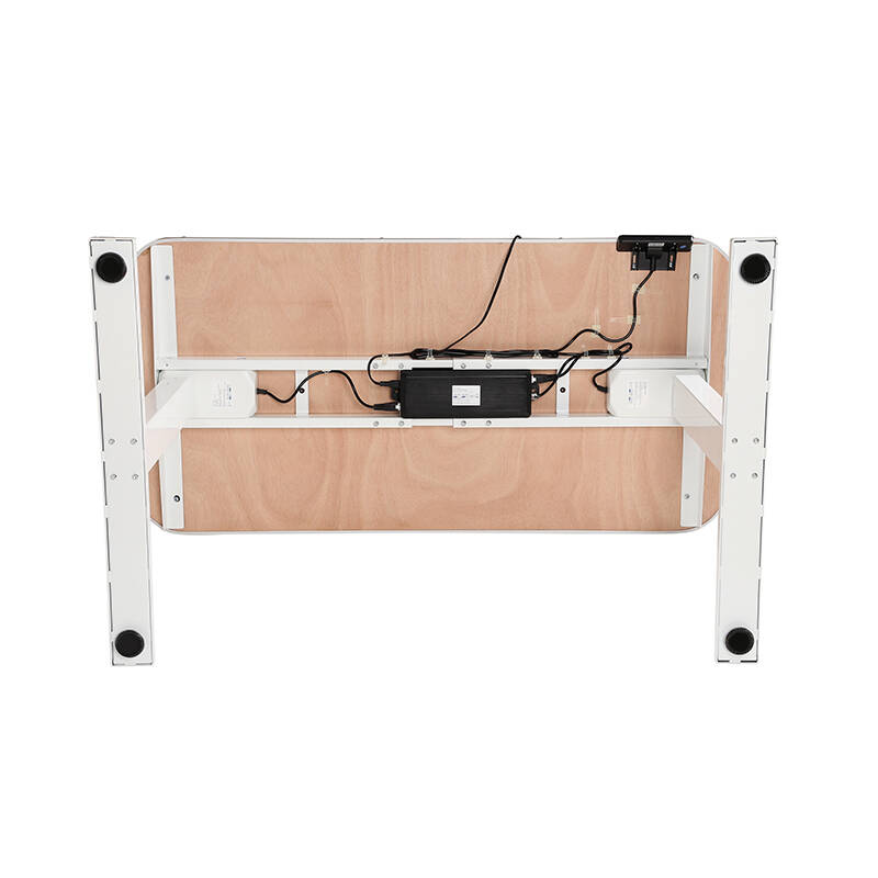 Electric lift grooming table