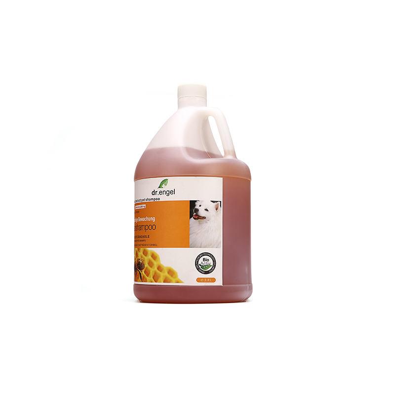 Honey fluffy hair shampoo (fluffy shape)