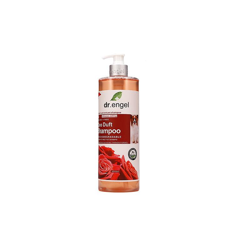 Rose soft shampoo (smooth and moisturizing)